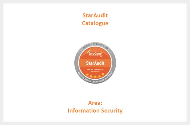 CREDENTIAL StarAudit Catalogue released